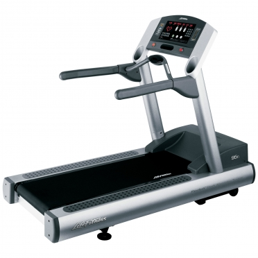 Life Fitness treadmill 95Ti used
